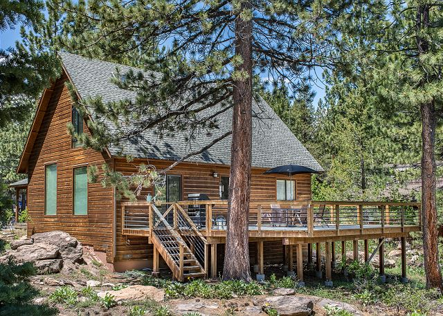 Truckee CA Vacation Rental Our charming cozy