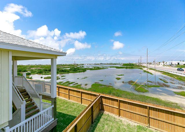 Port Aransas TX Vacation Rental This stilt home