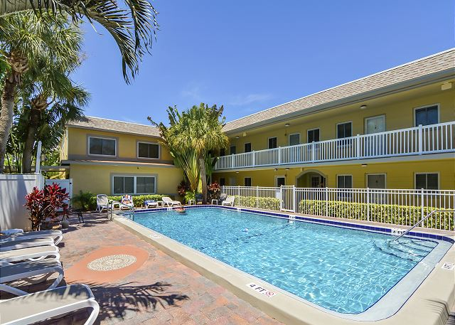 St. Pete Beach FL Vacation Rental Welcome St. Pete