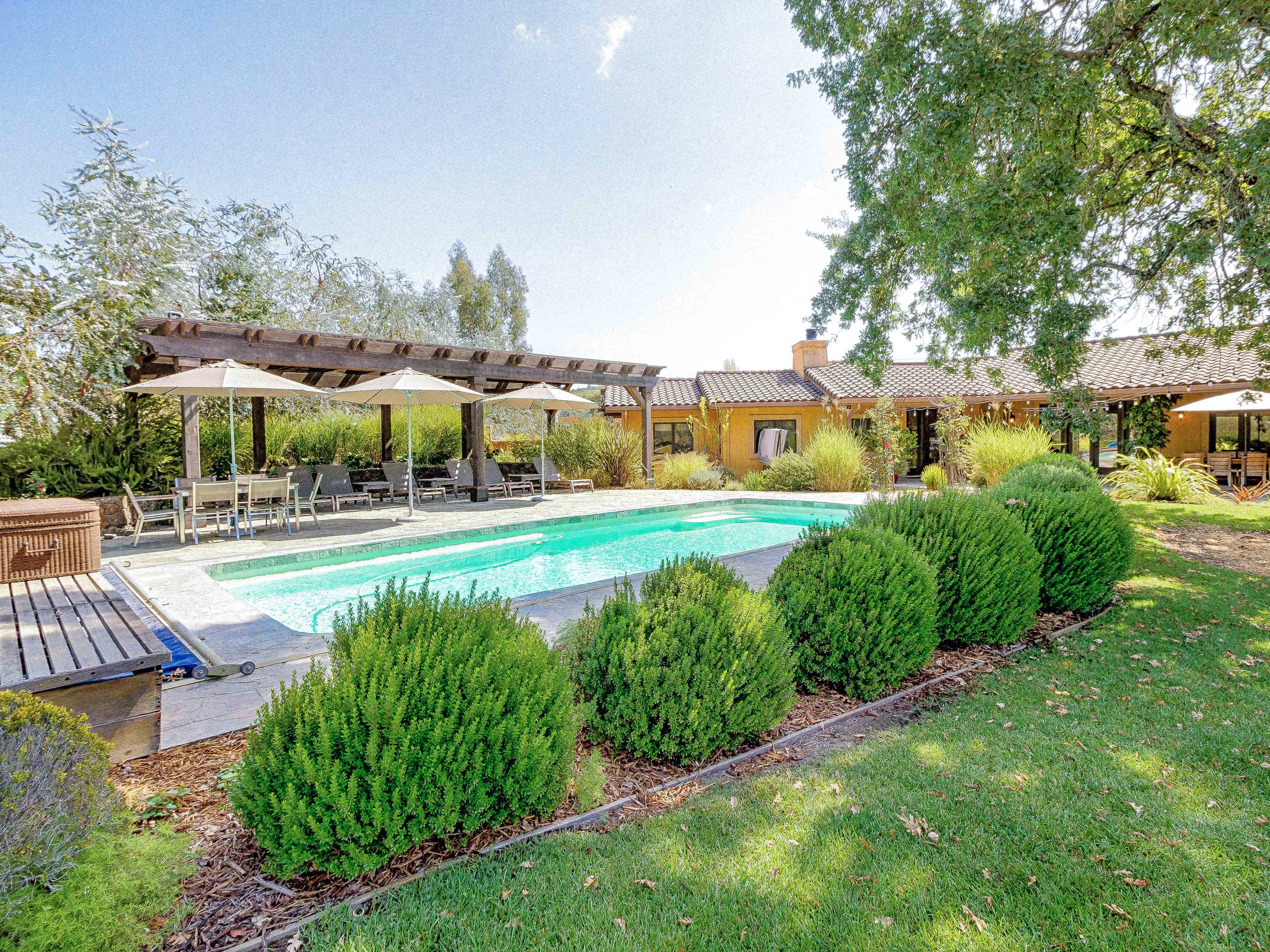 Sonoma CA Vacation Rental This large home