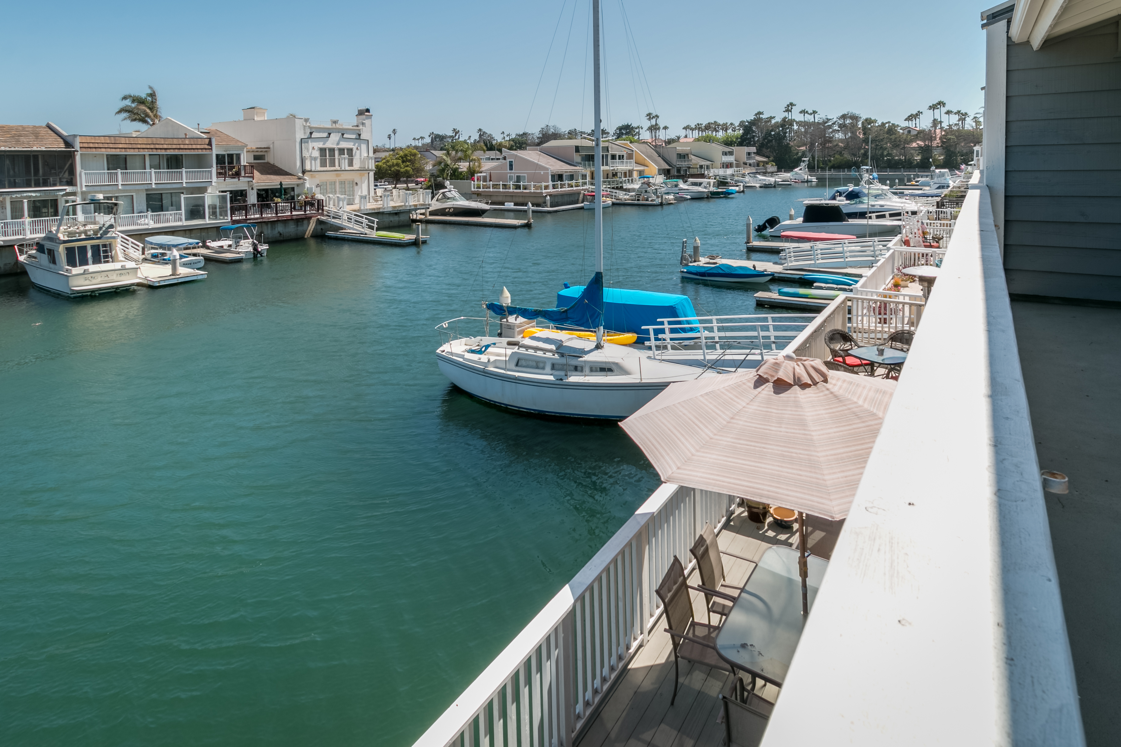 Oxnard CA Vacation Rental A view of