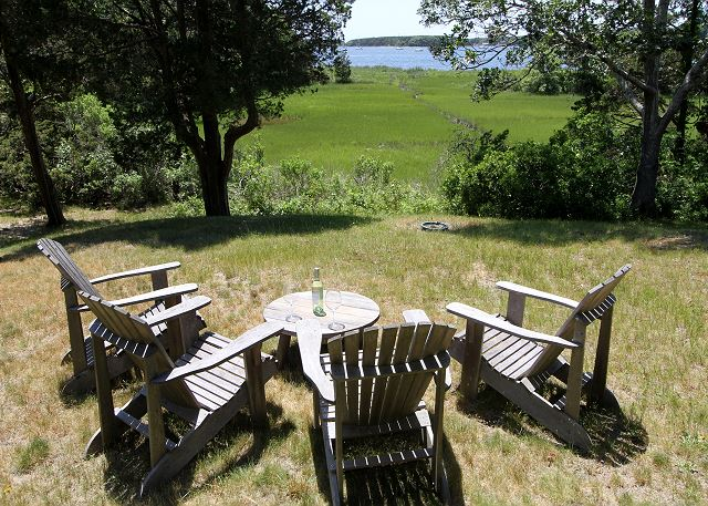 East Falmouth MA Vacation Rental Gather round in