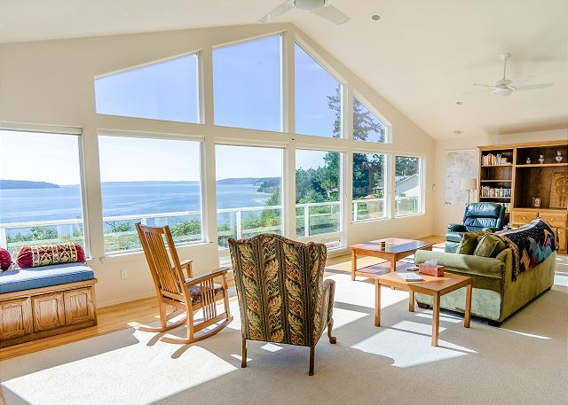 Camano Island WA Vacation Rental Located near the