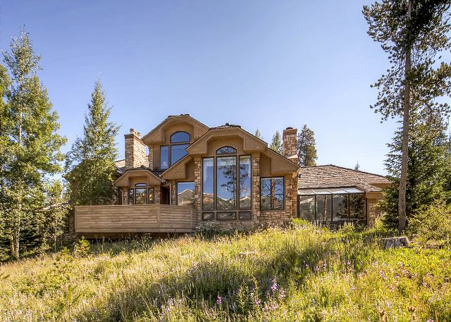 Breckenridge CO Vacation Rental Welcome to Alpenvu