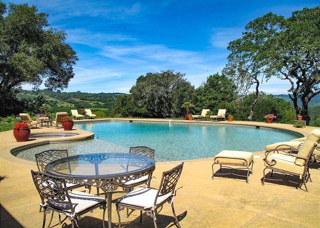 Glen Ellen CA Vacation Rental Take a dip