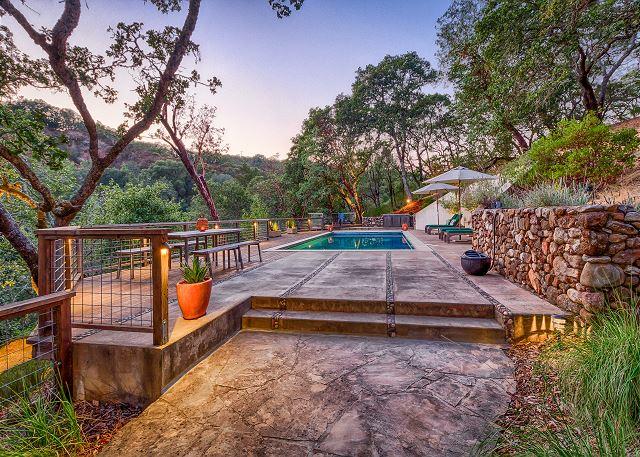 Glen Ellen CA Vacation Rental Welcome to Villa