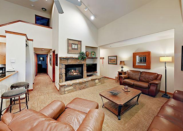 Breckenridge CO Vacation Rental Kick back in