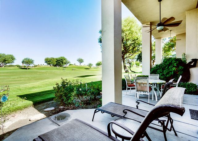 La Quinta CA Vacation Rental Relax in the