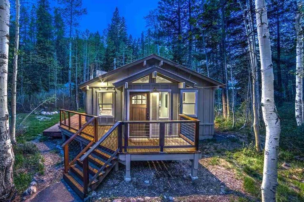 Homewood CA Vacation Rental Your cabin in