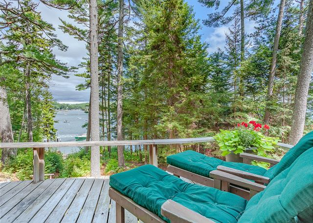 Boothbay Harbor ME Vacation Rental Relax and enjoy,