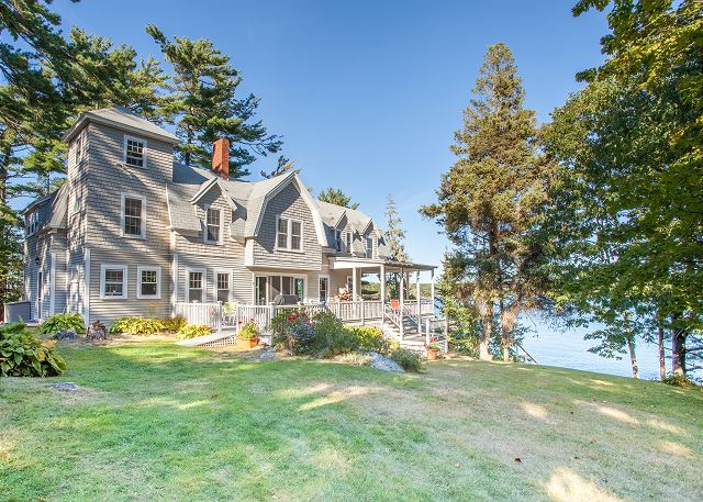East Boothbay ME Vacation Rental Welcome to Boothbay