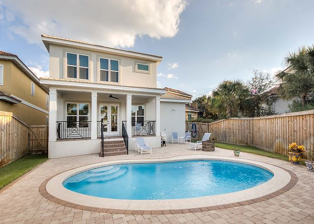 Elegant Coastal Home in Destin | TurnKey