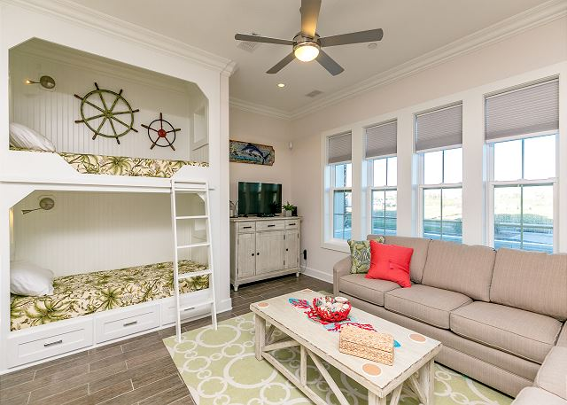Port Aransas TX Vacation Rental An adorable set