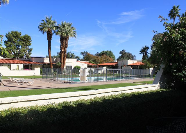 Borrego Springs CA Vacation Rental In this lush