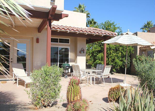 Borrego Springs CA Vacation Rental Enter through the