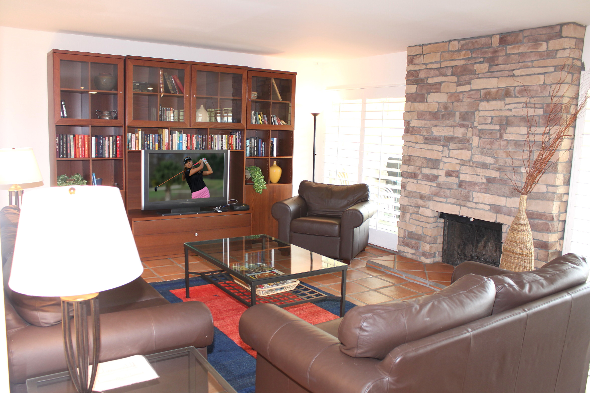 Borrego Springs CA Vacation Rental The spacious living