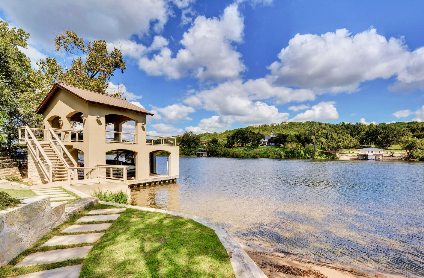 Austin TX Vacation Rental Welcome to Lake
