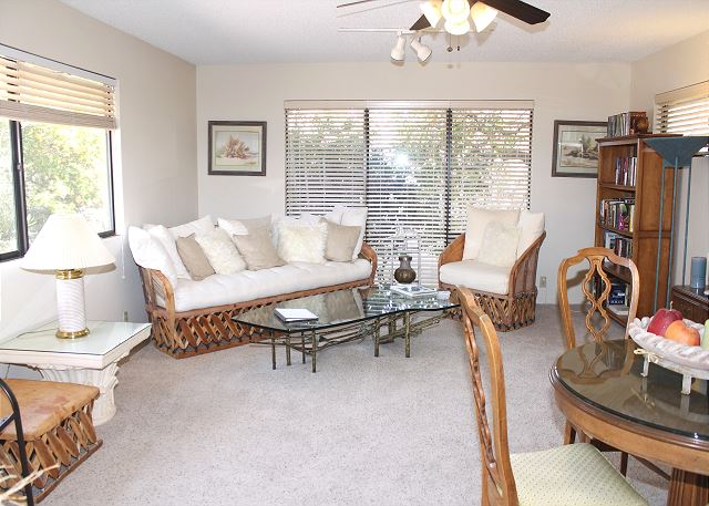 Borrego Springs CA Vacation Rental Immediately upon entering