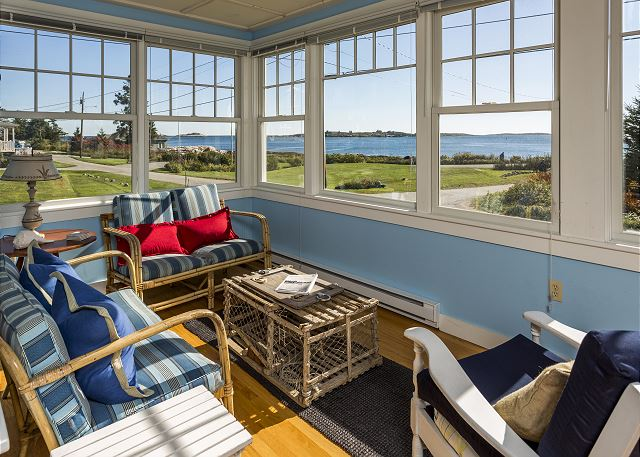 East Boothbay ME Vacation Rental You can't beat