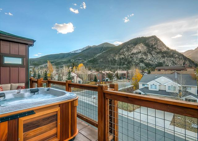Frisco CO Vacation Rental Watch the stars