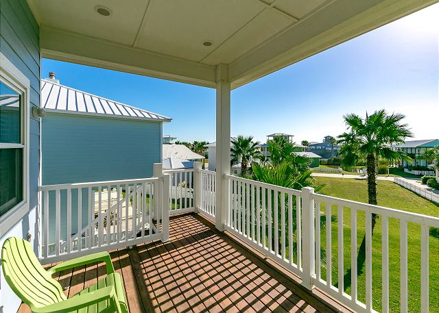Port Aransas TX Vacation Rental There are deck