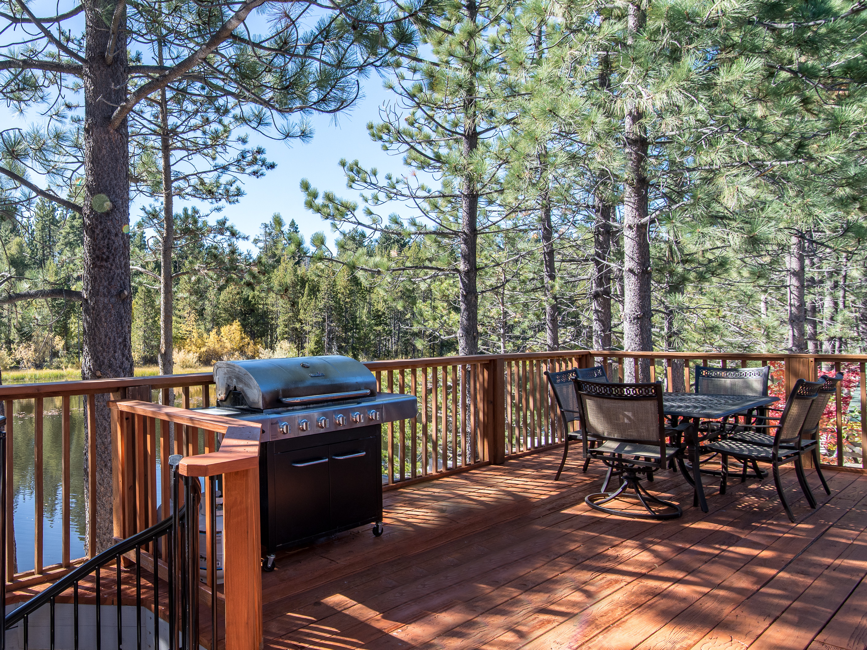 South Lake Tahoe CA Vacation Rental Amazing view while