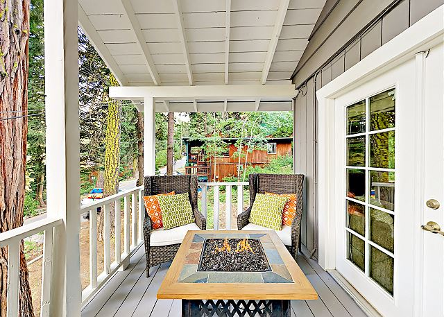 Tahoe City CA Vacation Rental Chill out by