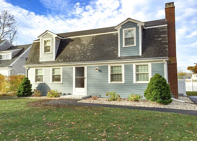 Falmouth MA Vacation Rental Classic and traditional