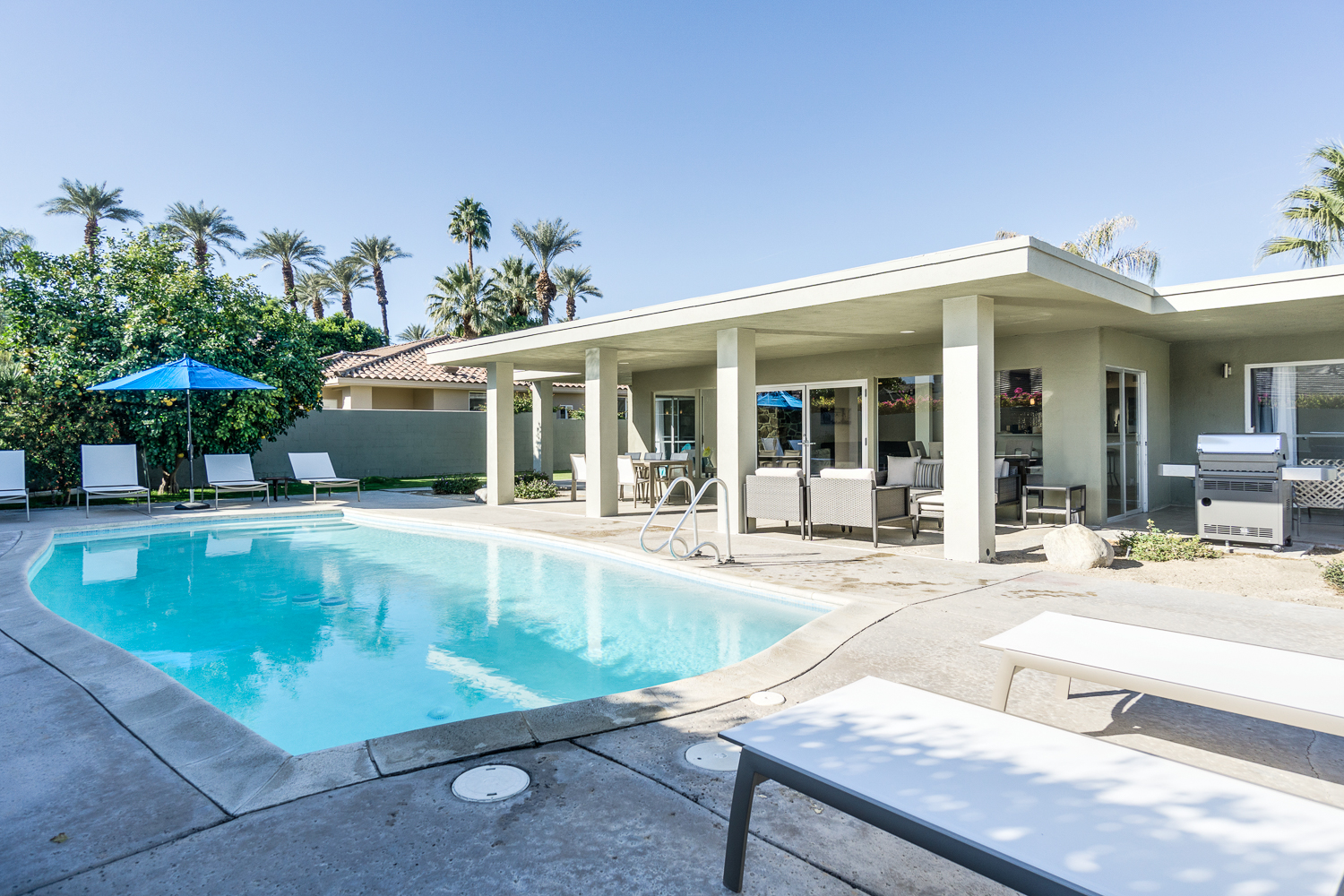 Indian Wells CA Vacation Rental Welcome to Palm