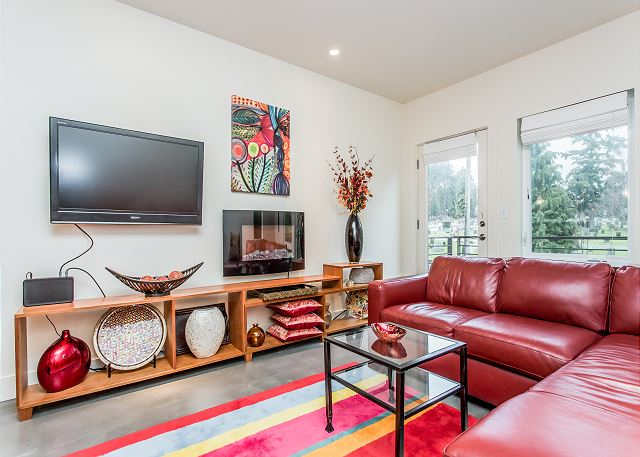 Seattle WA Vacation Rental Just off the