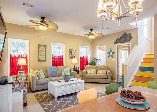 Santa Rosa Beach FL Vacation Rental Welcome! Plenty of