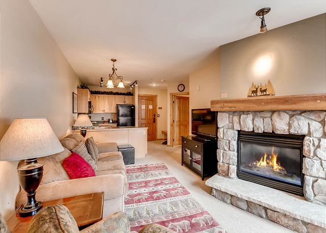 Keystone CO Vacation Rental Lounge in your