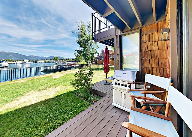 South Lake Tahoe CA Vacation Rental Enjoy the water