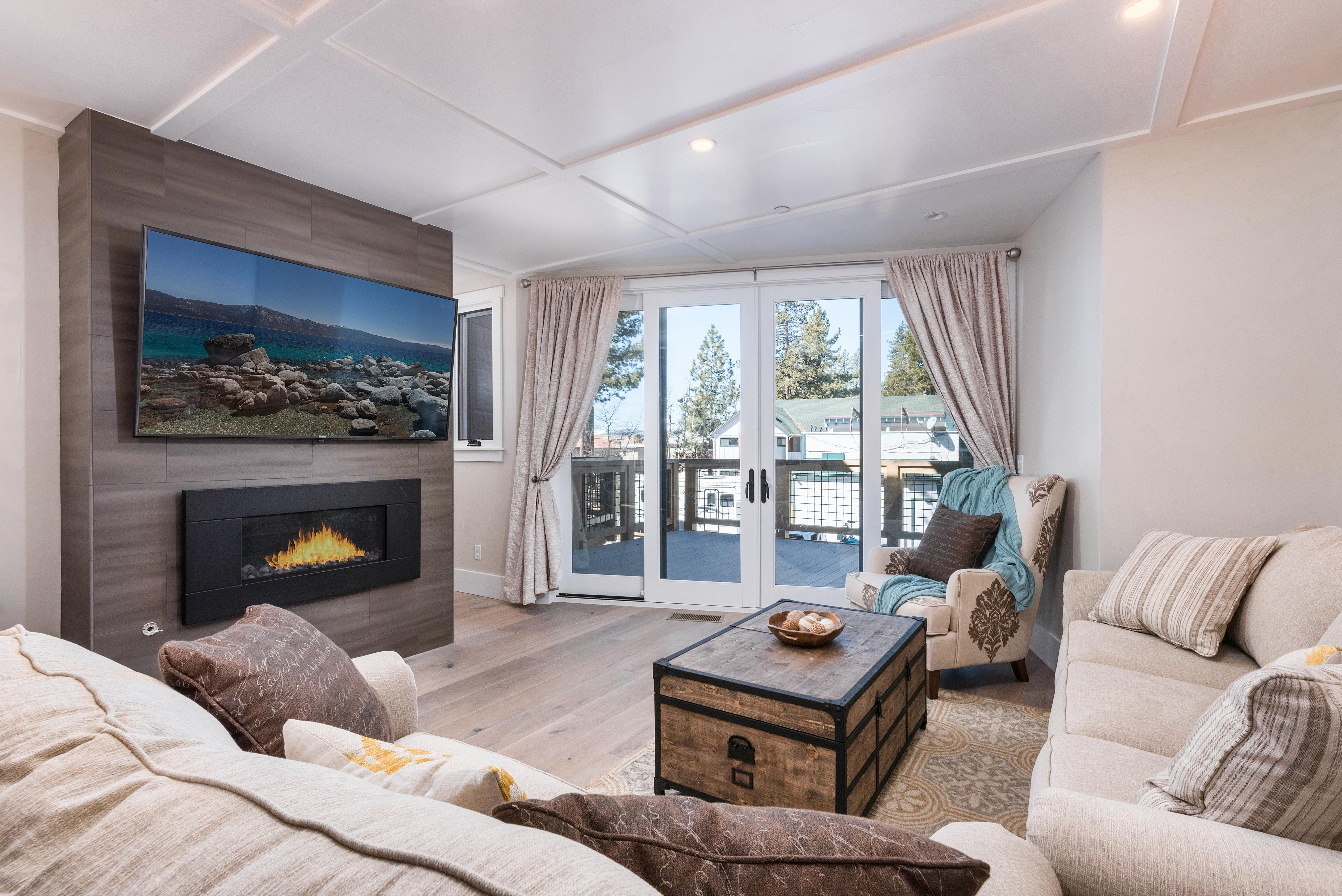 Kings Beach CA Vacation Rental Welcome to Kings