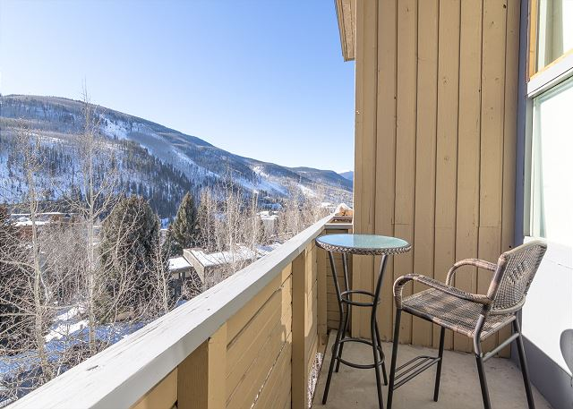 Vail CO Vacation Rental A 2-person bistro