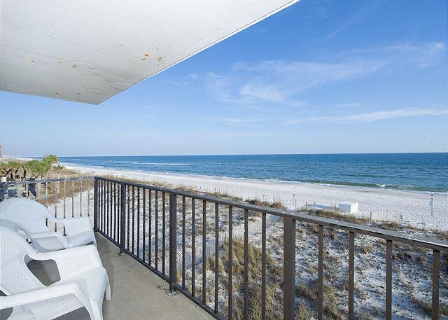 Orange Beach AL Vacation Rental Panoramic Gulf views