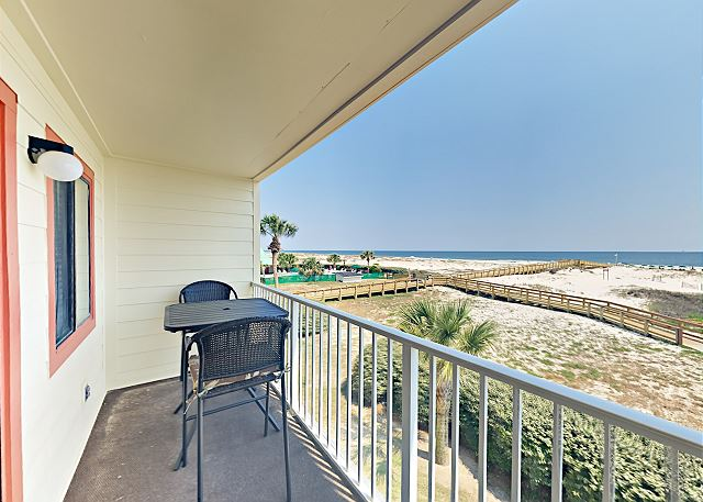 Gulf Shores AL Vacation Rental Have coffee on
