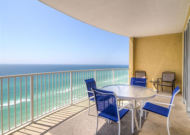 Panama City Beach FL Vacation Rental Wake each morning
