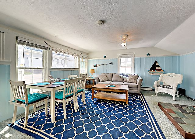 Old Orchard Beach ME Vacation Rental Gather around a