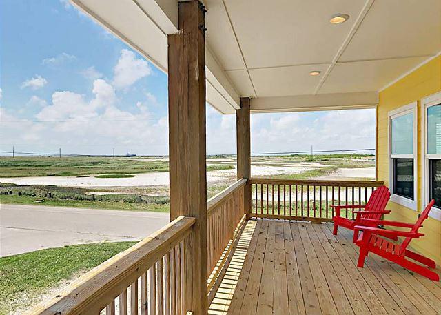 Port Aransas TX Vacation Rental Relax on the