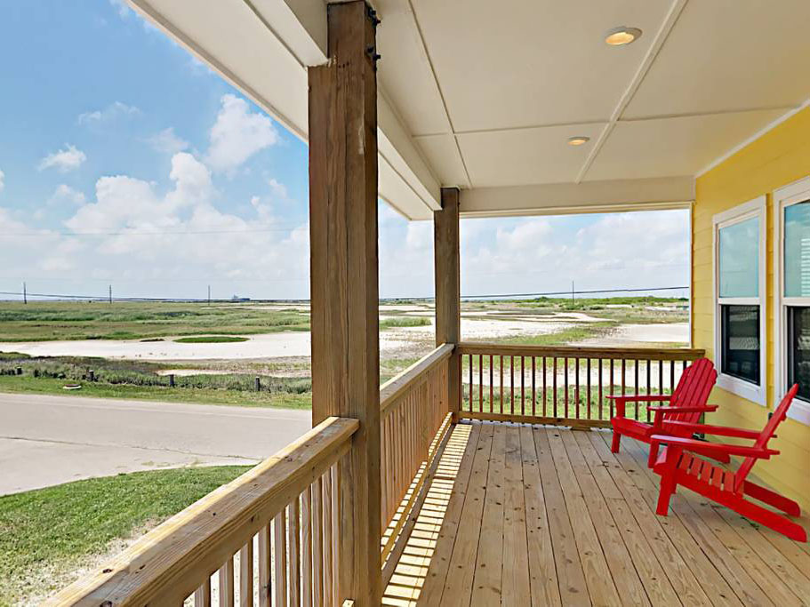Port Aransas TX Vacation Rental Relax on the