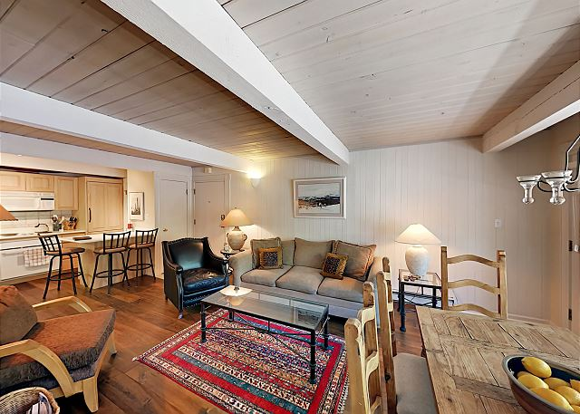 Aspen CO Vacation Rental An open concept