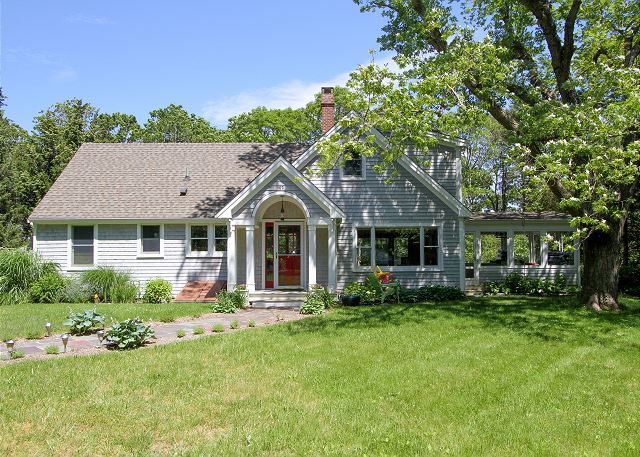East Falmouth MA Vacation Rental A tranquil retreat