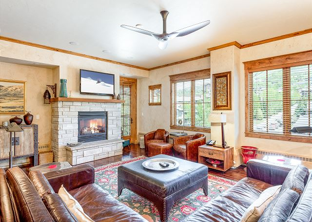 Steamboat Springs CO Vacation Rental Relax on the