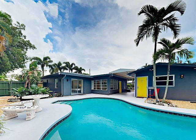 Wilton Manors FL Vacation Rental Enjoy the sun
