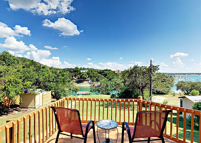 Volente TX Vacation Rental Welcome to Volente!
