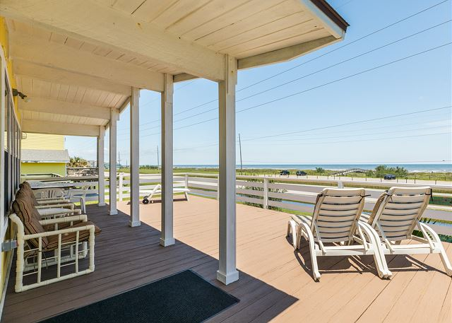 Galveston TX Vacation Rental Soak up the