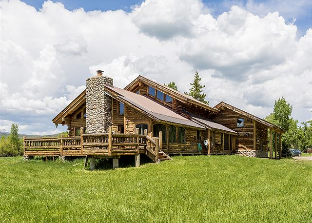 Steamboat Springs CO Vacation Rental Located less than