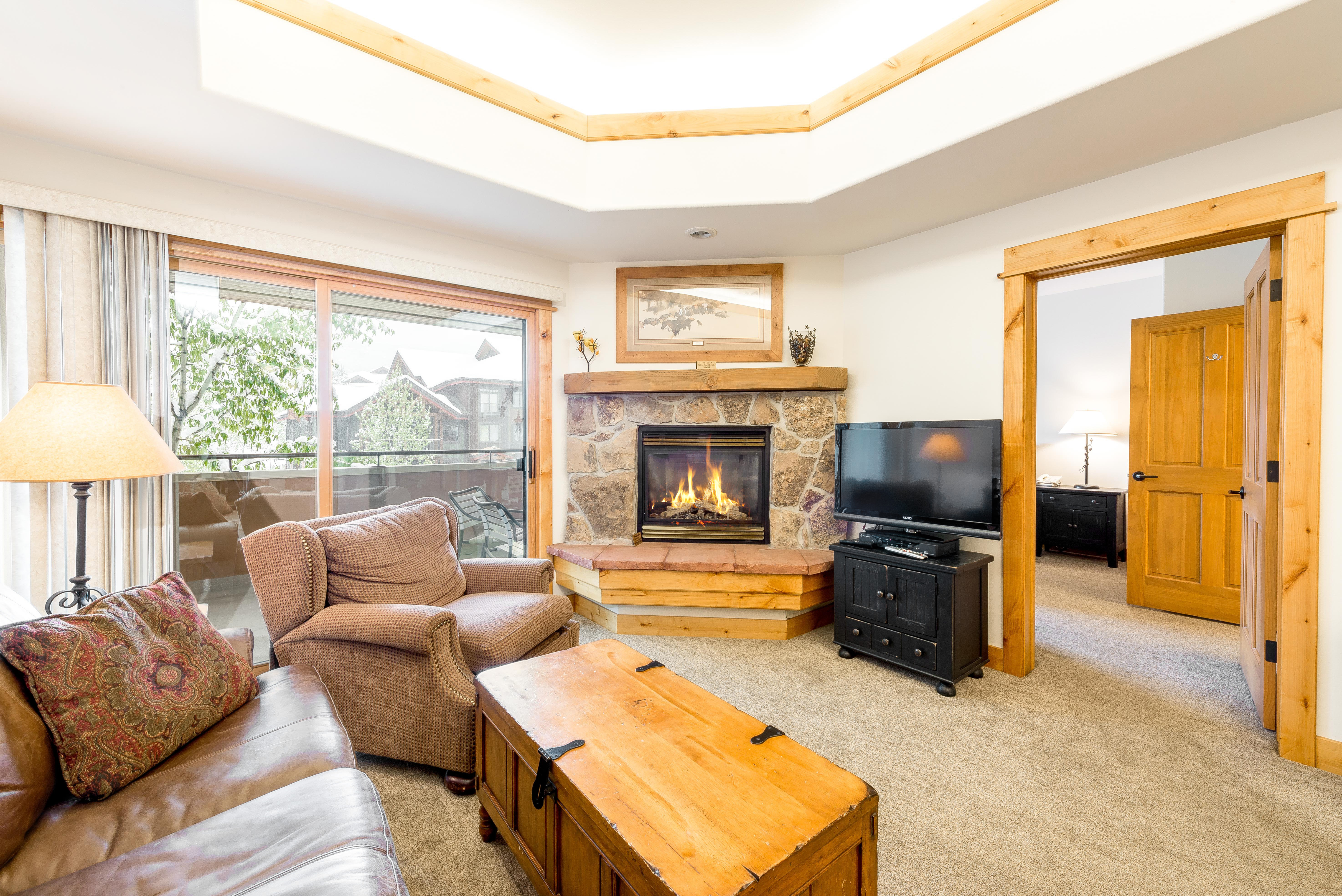 """Steamboat Springs CO Vacation Rental A 37"""" flat"""