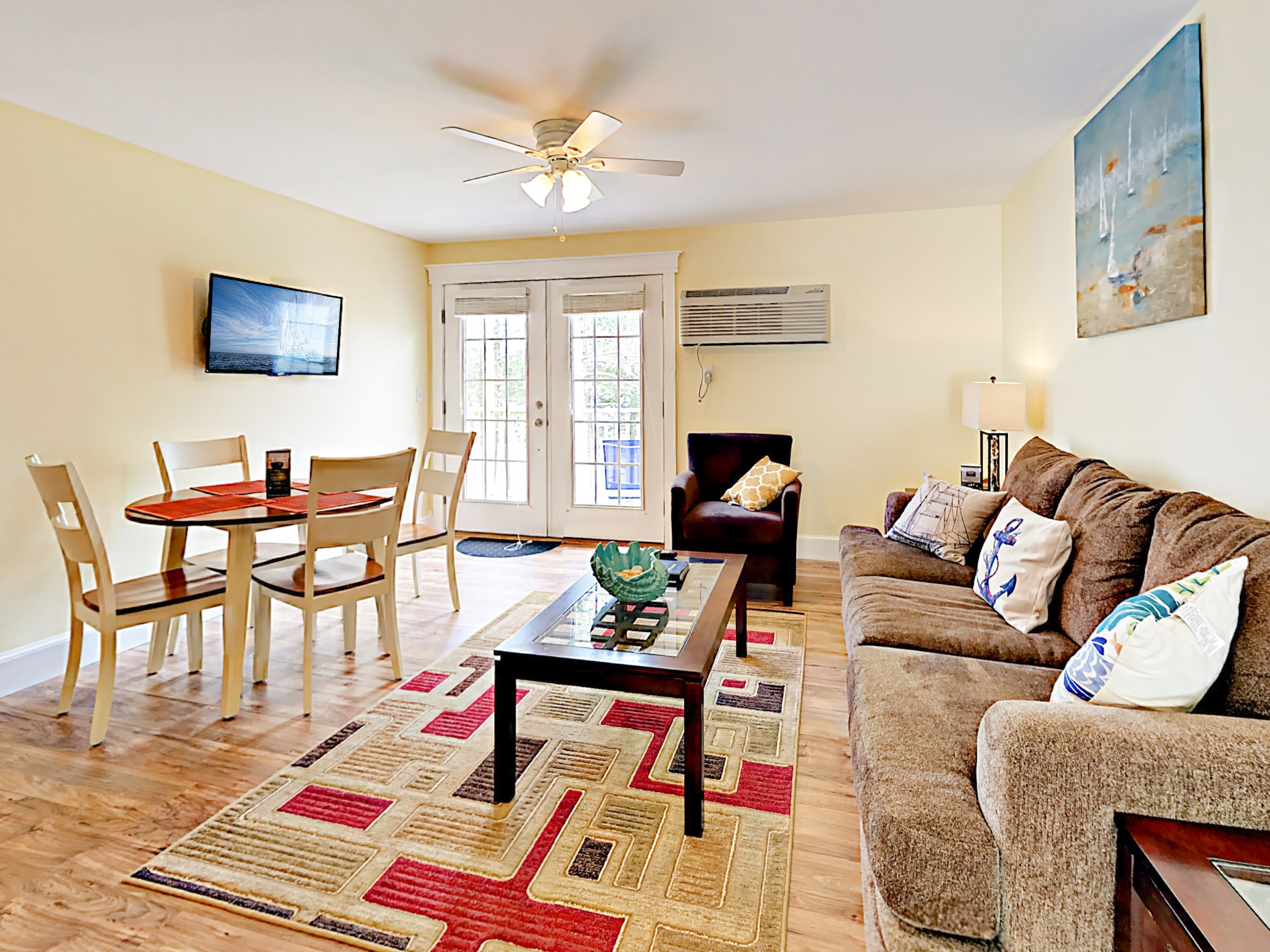 Edgecomb ME Vacation Rental Come together in